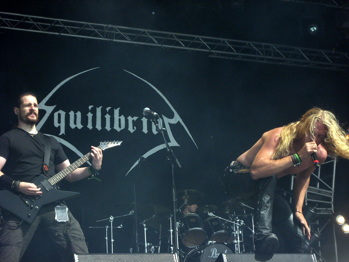 Fileequilibrium Live At Bloodstock 2009 Vjpg Wikimedia