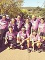 Equipo de ciclismo de la Municipalidad de Godoy Cruz, Río Pinto, 2017 .jpg