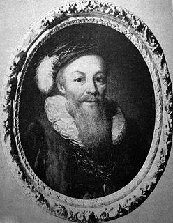 Erik Johansson Vasa Father of King Gustav I of Sweden