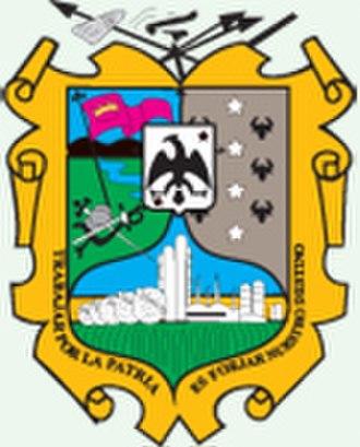 Reynosa - Image: Escudoreynosa