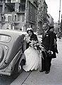 Esküvői fotó, 1948. Fortepan 104850.jpg