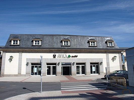Ávila Railway Station