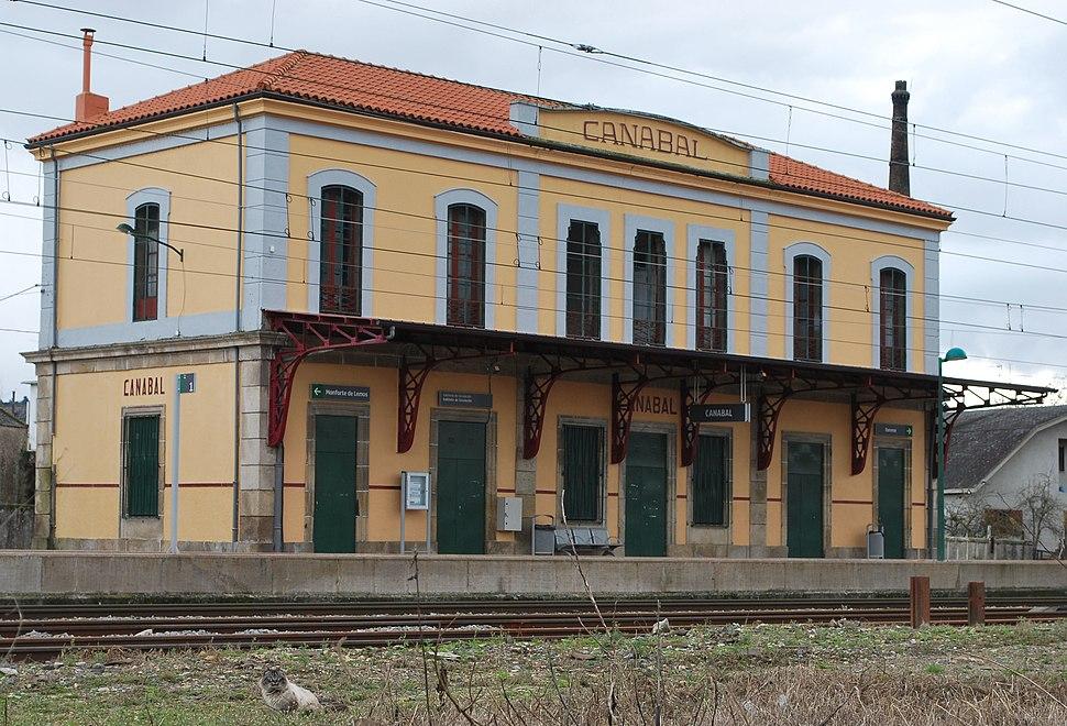 Estación de Canaval Sober