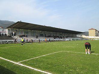 CD Praviano - Estadio Santa Catalina, home of Praviano.