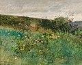 Eugen Jettel - Auf der Wiese in der Nähe von Pont-Aven (1886).jpg