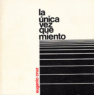 Eugenio Cruz Vargas -  Poems 1978,  Eugenio Cruz Vargas