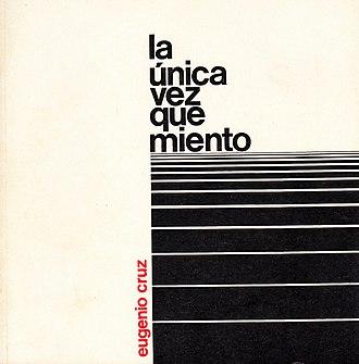 Eugenio Cruz Vargas -  Poems 1978,  Eugenio Cruz Vargas
