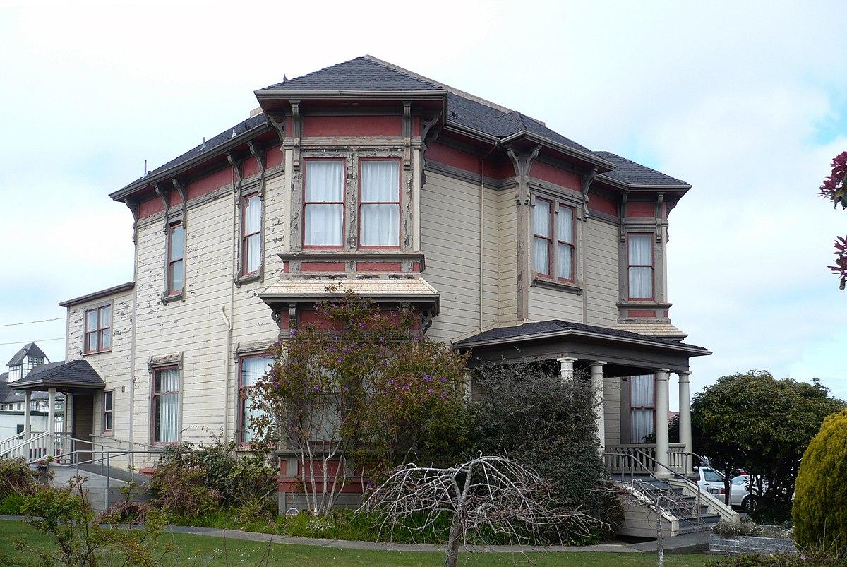Thomas f ricks house wikipedia for Eureka house