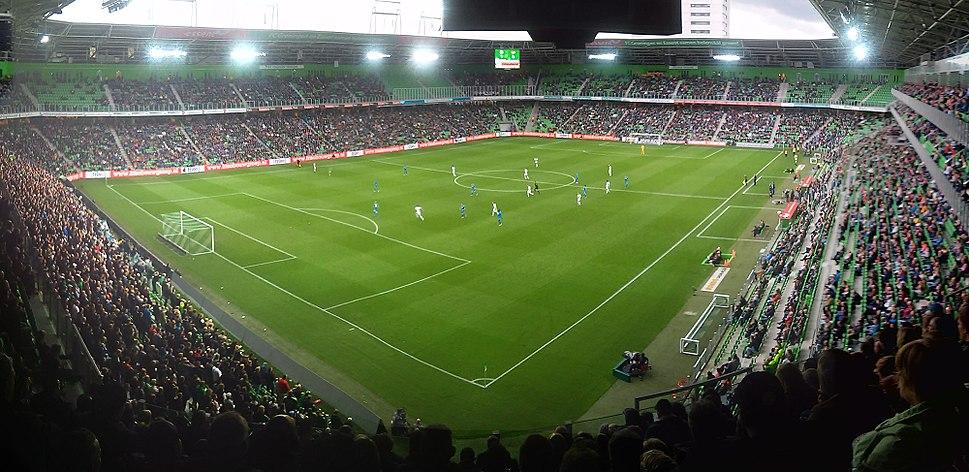 FC Groningen - Howling Pixel