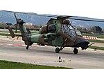 Eurocopter EC.665 Tigre of 5 RHC No. 2009 BHB Marignane.jpg
