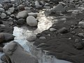 Evening light on rocks in the Nisqually River channel. (7450ab006e824e529d4677eb4d9f71cd).JPG