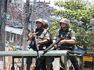 2010 Rio de Janeiro security crisis