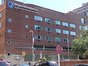 Magee Rehabilitation Hospital - Image: Exterior 4
