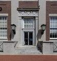 Exterior door. Federal Building and U.S. Courthouse, Paducah, Kentucky LCCN2016648263.tif