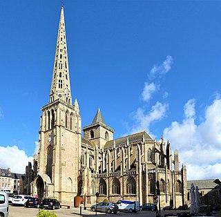 Tréguier Cathedral