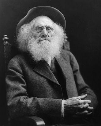 Ezra Meeker - Meeker in 1921