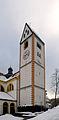 Füssen 2010, Kloster Sankt Mang, Kirchturm.jpg