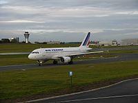 F-GRXE - A319 - Air France