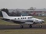 F-HTCR Beechcraft 90GTI (31544920290).jpg
