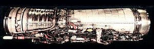 General Electric F118 - An F118 engine