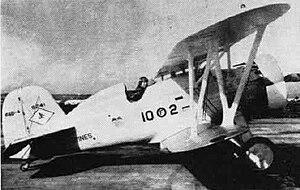 VMFA-232 - A VB-4M F4B-4 in 1933-35.