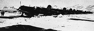 Operation Beleaguer - Image: F4U 4 VMF 211 Tsingtao NAN5 48