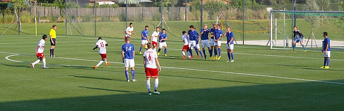 FC Liefering vs. Creighton University 46.JPG
