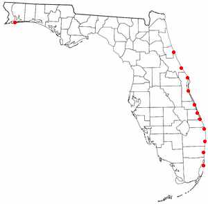 Houses of Refuge in Florida - Locations of Houses of Refuge in Florida