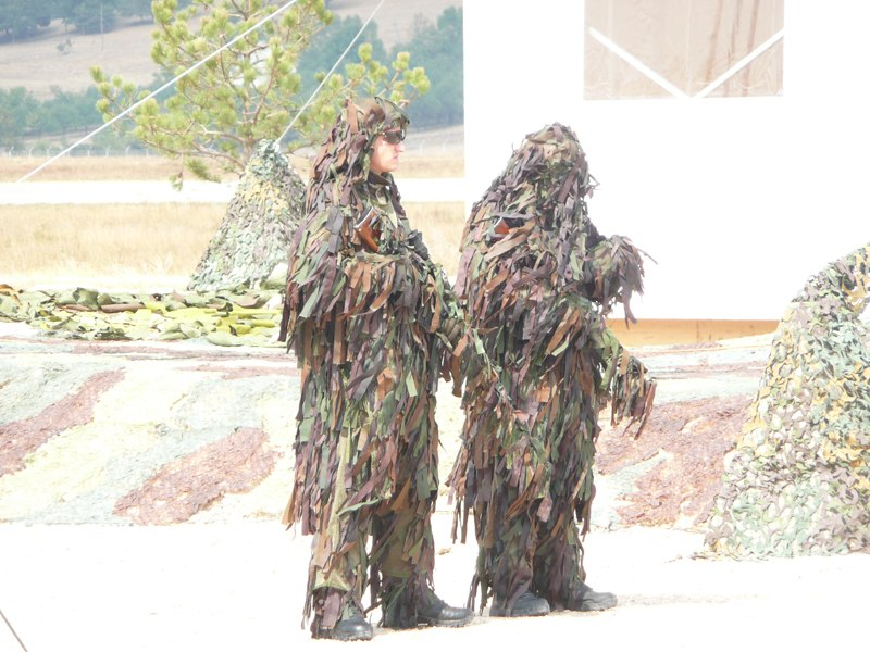 FOS snipers