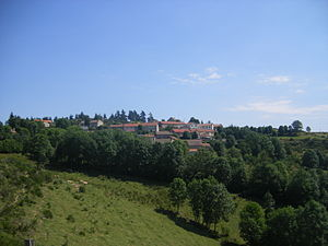 Cheylard-l'Évêque - A general view of Cheylard-l'Évêque