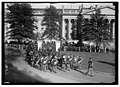 FRENCH LEGIONNAIRES. ENTERING WHITE HOUSE GROUNDS LCCN2016869488.jpg
