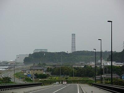 Picture of 福島第二原子力発電所