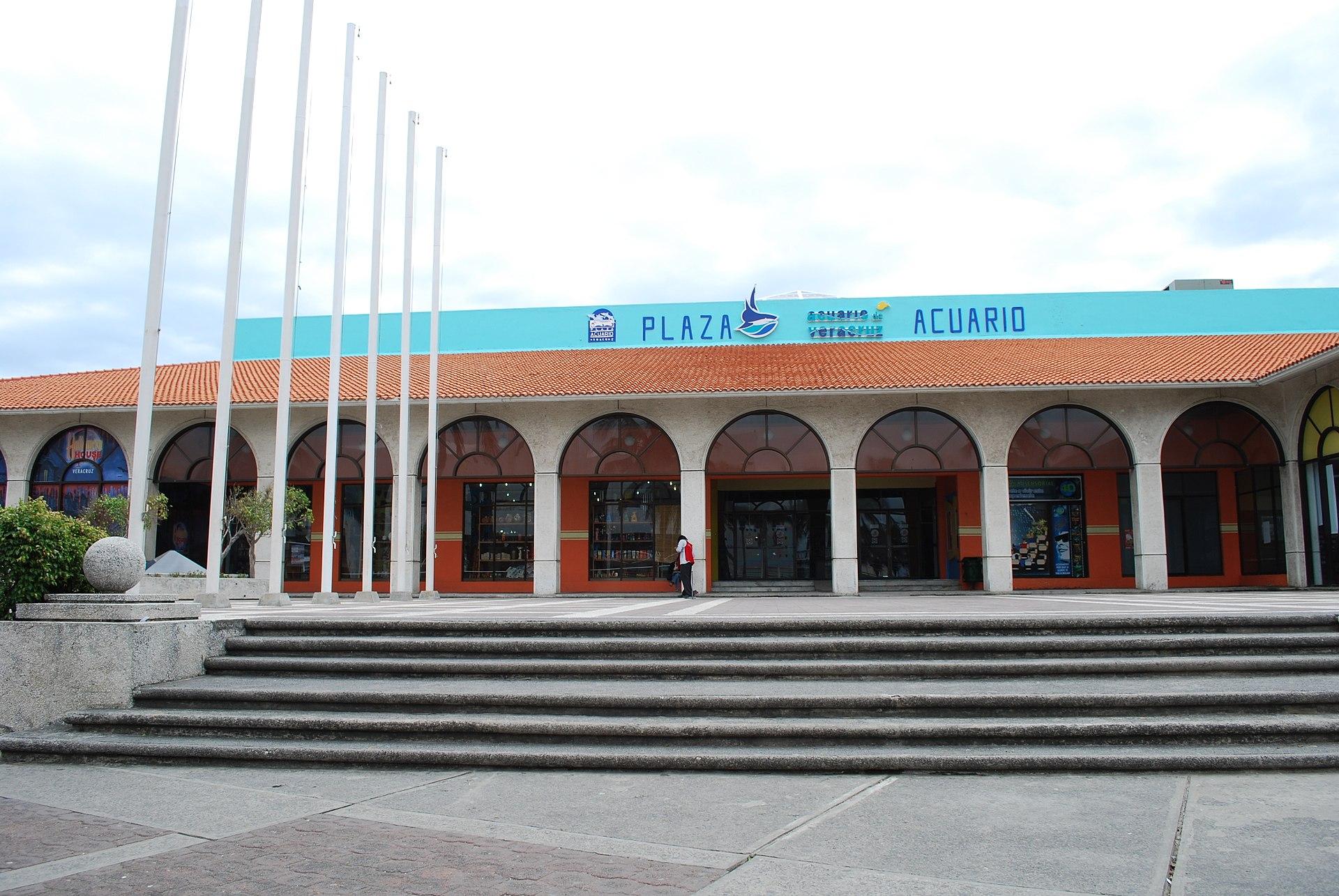 Acuario de veracruz wikipedia la enciclopedia libre for Acuarios zona norte