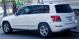 Facelift Mercedes-Benz GLK 250 (X204) 4Matic, rear view.jpg