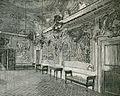 Faenza sala dei Bigari nel palazzo comunale xilografia.jpg