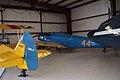 Fairchild PT-19A Cornell LSideRear CFM 7Oct2011 (15138419379).jpg
