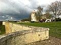 Falaise Chateau Guillaume Le Conquerant Basse-Cour Vue Remparts 23042016 - panoramio.jpg