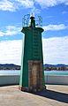 Far verd del port de Xàbia, Marina Alta.JPG
