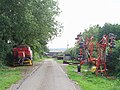 Farm machinery - geograph.org.uk - 222739.jpg