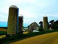 Farm with Three Silos - panoramio (4).jpg