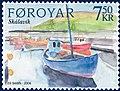 Faroese stamp 571 Sandoy.jpg