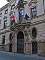 Fassade der Italienischen Botschaft, Praha, Prague, Prag - panoramio.jpg