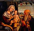 Federico da Verona - Madonna con Bambino e Santo Vescovo - Bergamo.jpg
