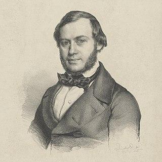 Ferdinand David (musician) 19th-century German violinist and composer