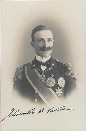 Duke of Genoa - Image: Ferdinando di savoia