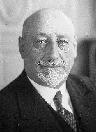 Fernand Bouisson - Image: Fernand Bouisson 1931