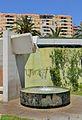 Final de l'aqüeducte del jardí del Túria, València.JPG