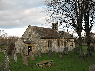 Finghall - Image: Finghall church