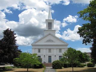 First Congregational Church (Stoneham, Massachusetts) church in Stoneham, Massachusetts