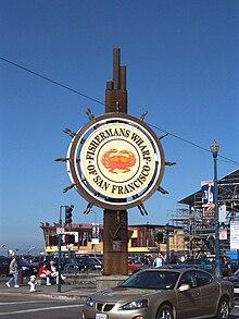 Restaurants On Pier  San Francisco